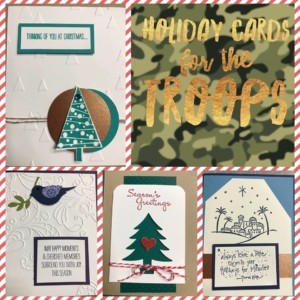 Holiday Cards for the Troops @ Center Place Fine Arts and Civic Association   Brandon   Florida   United States