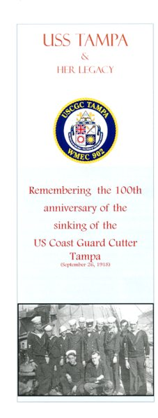 USS Tampa and Her Legacy @ American legion USS Tampa Post 5 | Tampa | Florida | United States
